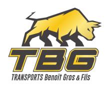 TRANSPORTS BENOIT GROS ET FILS